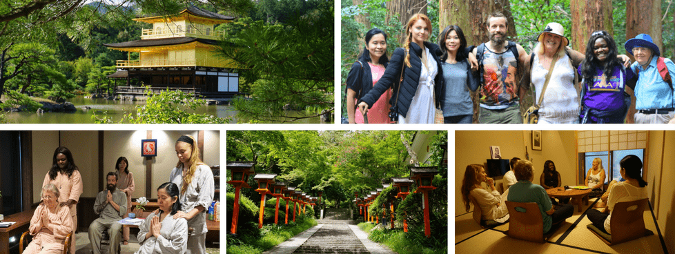 Reiki School Japan Masters
