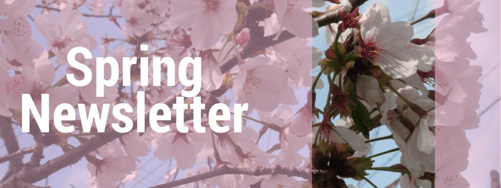 The Reiki School Spring Newsletter