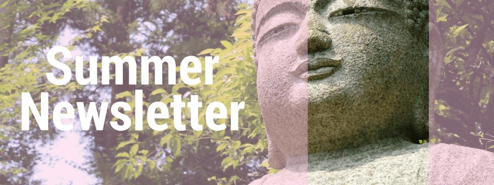 Reiki School Summer Newsletter